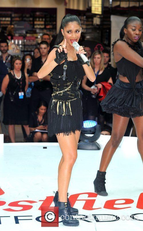 Nicole Scherzinger 50