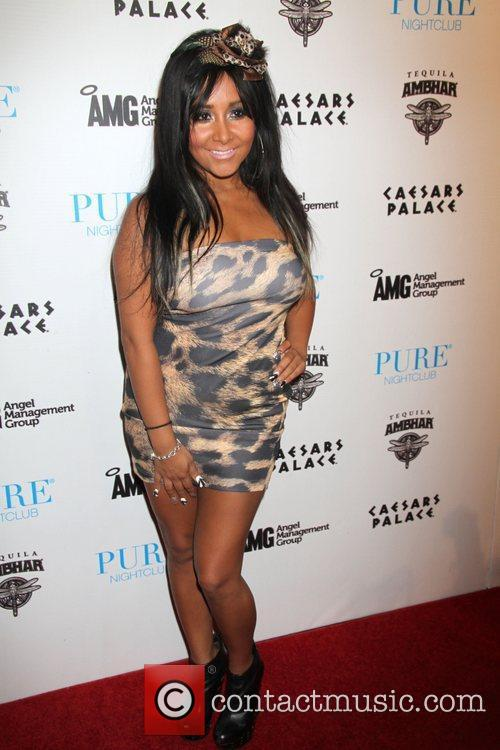 Jersey Shore, Caesars and Nicole Polizzi 7
