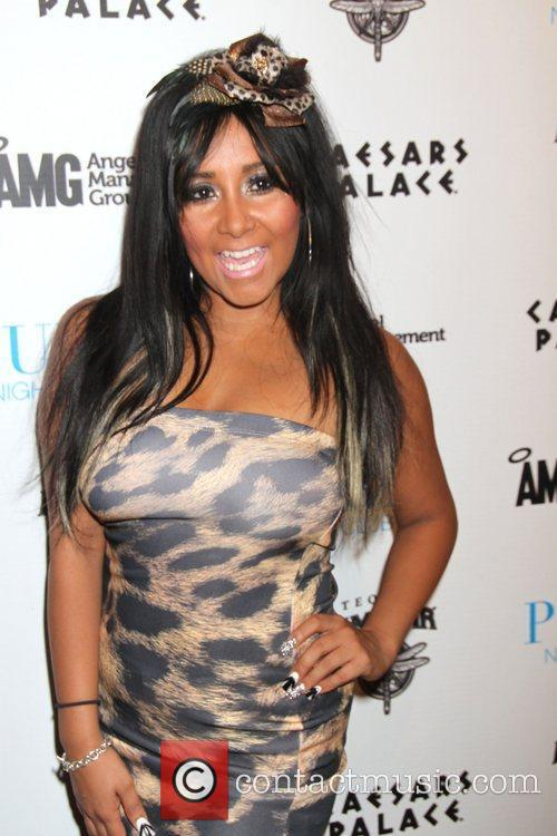 Jersey Shore, Caesars and Nicole Polizzi 6