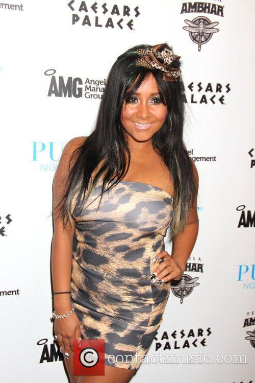Jersey Shore, Caesars and Nicole Polizzi 8