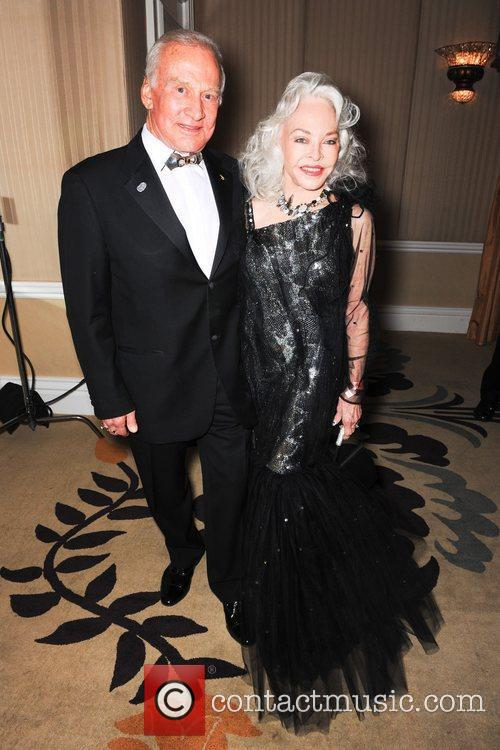 Buzz Aldrin and Lois Driggs Cannon  The...