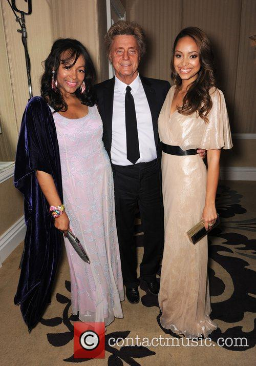 Amber Stevens and Guests The Norby Walters 21st...