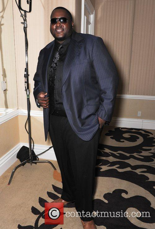 Quinton Aaron  The Norby Walters 21st Night...