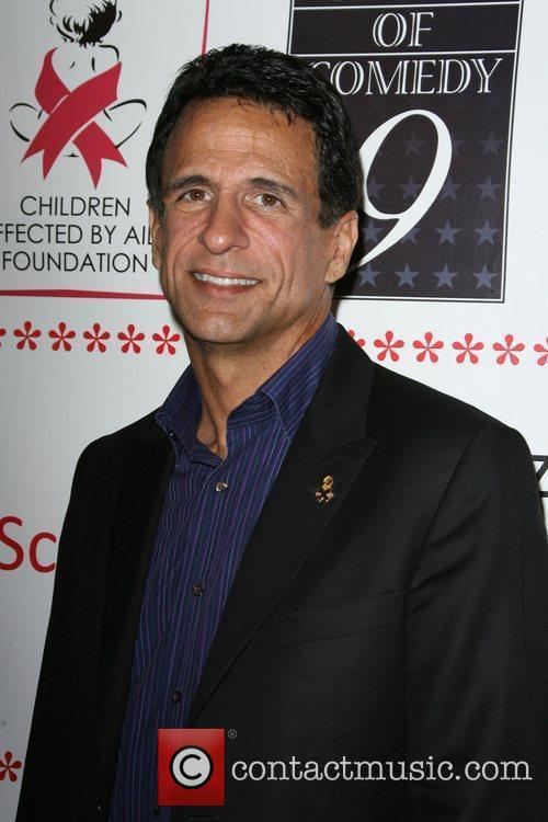 Joe Christina founder of Children Affected by AIDS...