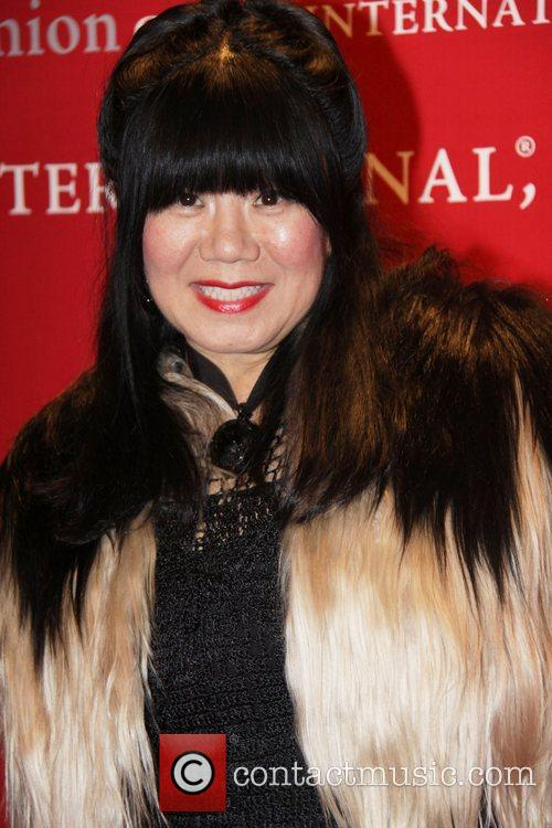 Anna Sui attends Fashion Group International's 28th annual...