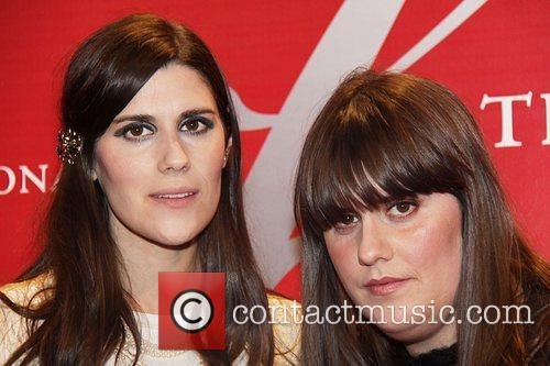 Robarte Kate and Laura Mulleavy attends Fashion Group...