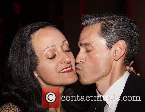 Ruben and Isabel Toledo attends Fashion Group International's...