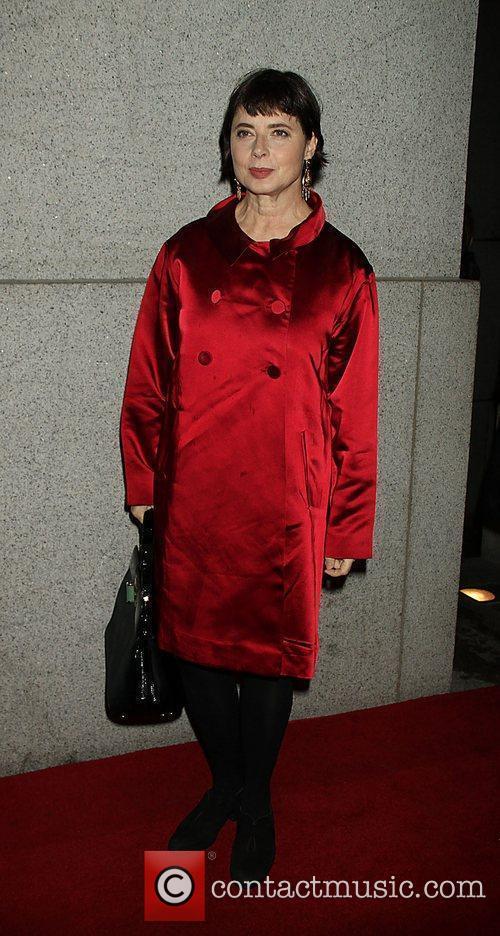 Isabella Rossellini Fashion Group International's 28th annual Night...