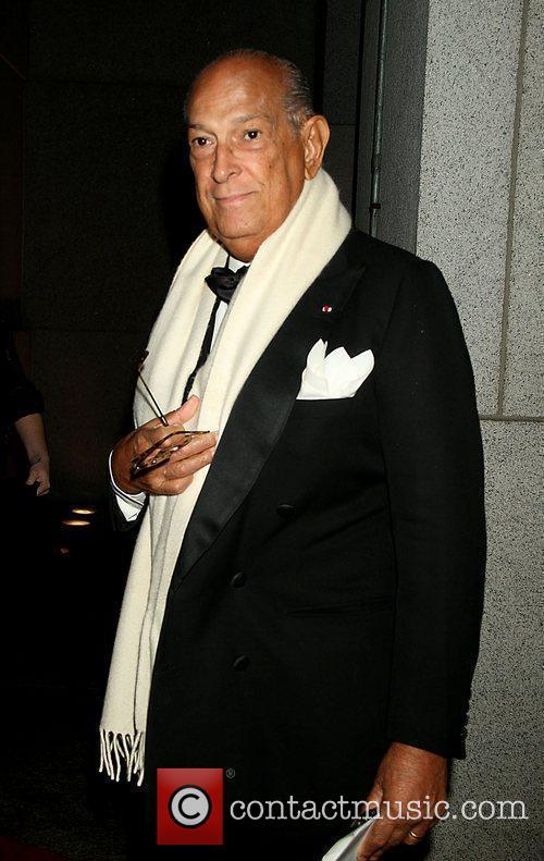 Oscar da la Renta Fashion Group International's 28th...
