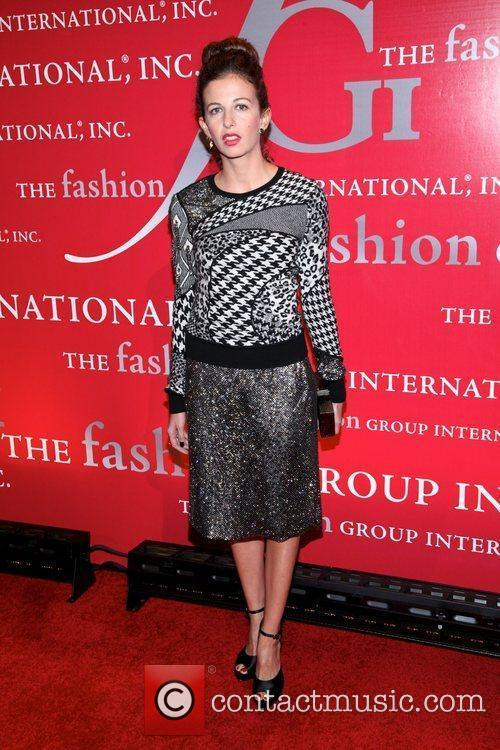 Chiara Clemente  attends Fashion Group International's 28th...