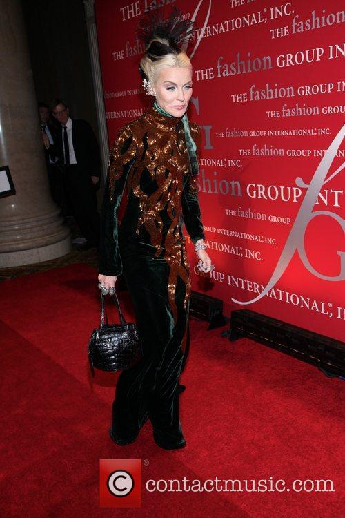 Daphne Guinness  attends Fashion Group International's 28th...