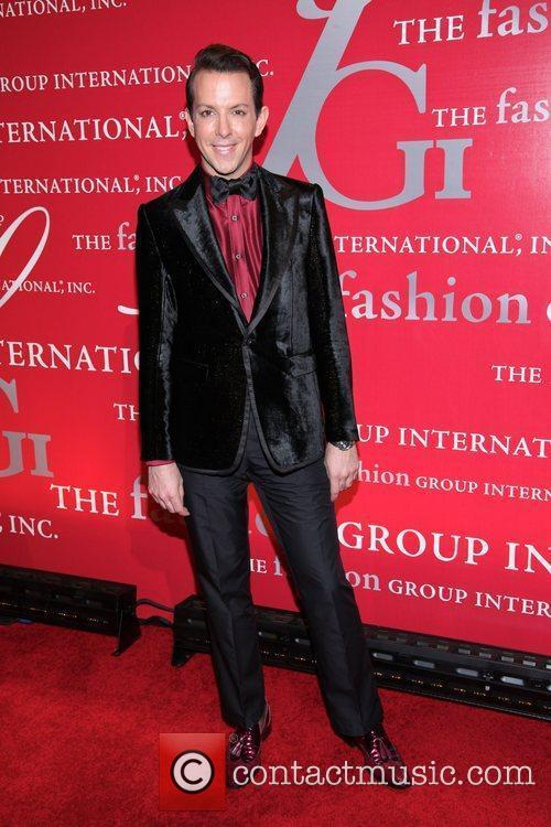Attends Fashion Group International's 28th annual Night of...