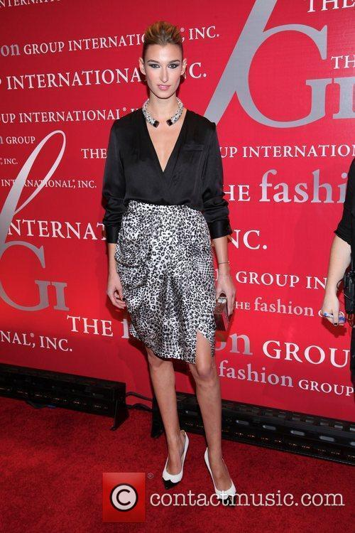 Guest  attends Fashion Group International's 28th annual...
