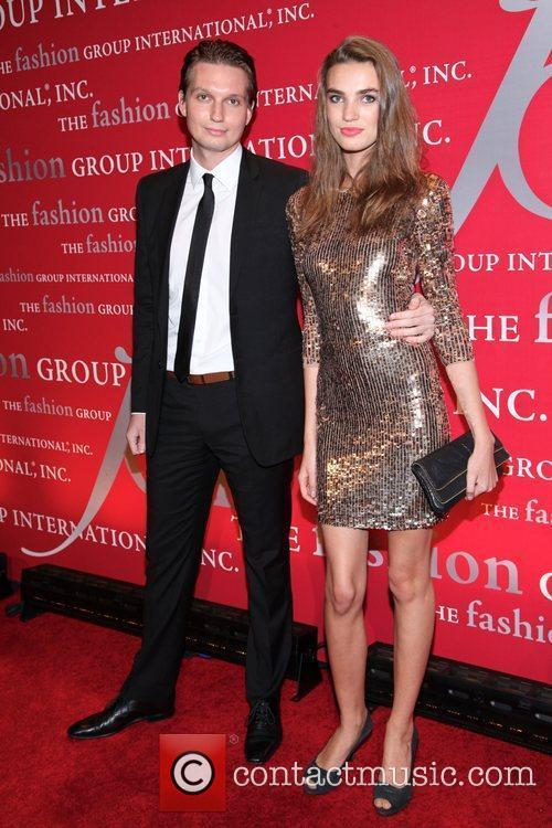Guests  attends Fashion Group International's 28th annual...