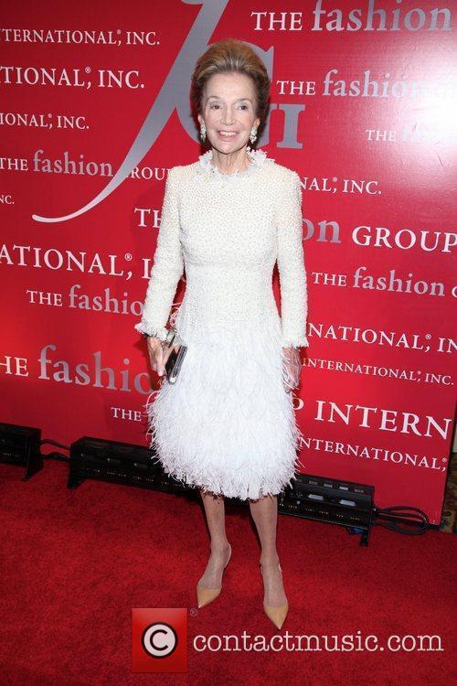 Lee Radziwill  attends Fashion Group International's 28th...