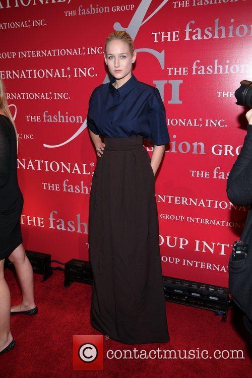 Leelee Sobieski  attends Fashion Group International's 28th...