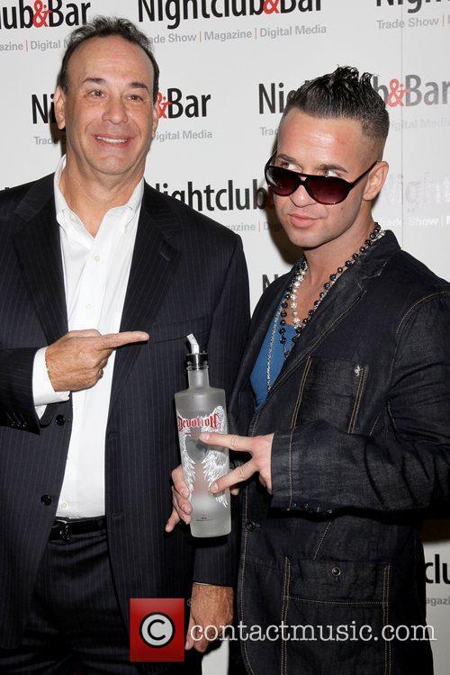 Jon Taffer and Mike Sorrentino aka The Situation...