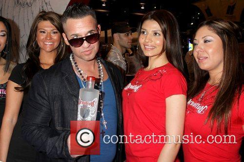 Mike Sorrentino aka The Situation and Models 'Nightclub...