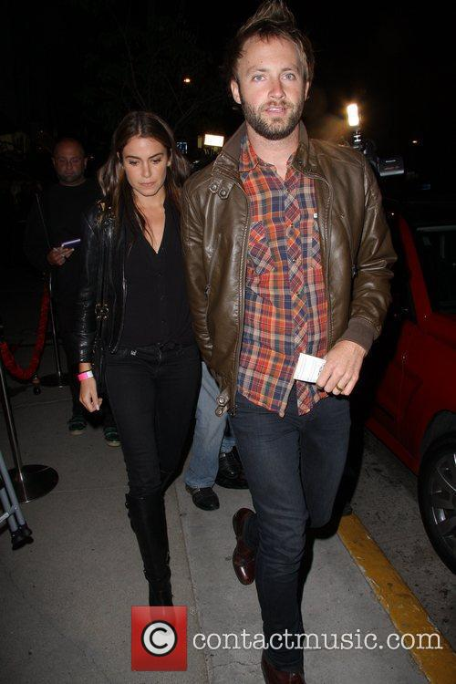 newlyweds nikki reed and paul mcdonald are 5742144