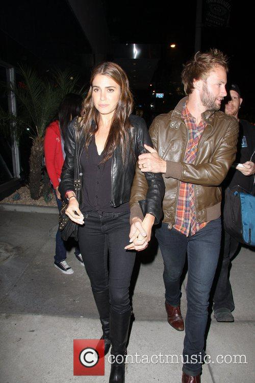 newlyweds nikki reed and paul mcdonald are 5742157