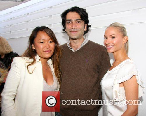 Claire Guerlain Nina Naustdal Couture - Launch Party...