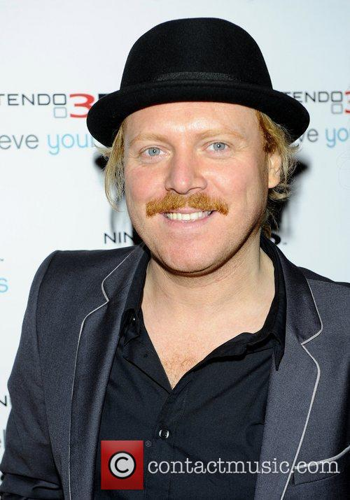Leigh Francis launch of 'Nintendo 3DS' at Old...