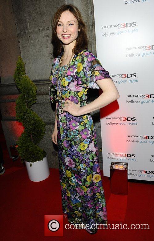 Sophie Ellis-Bextor launch of 'Nintendo 3DS' at Old...