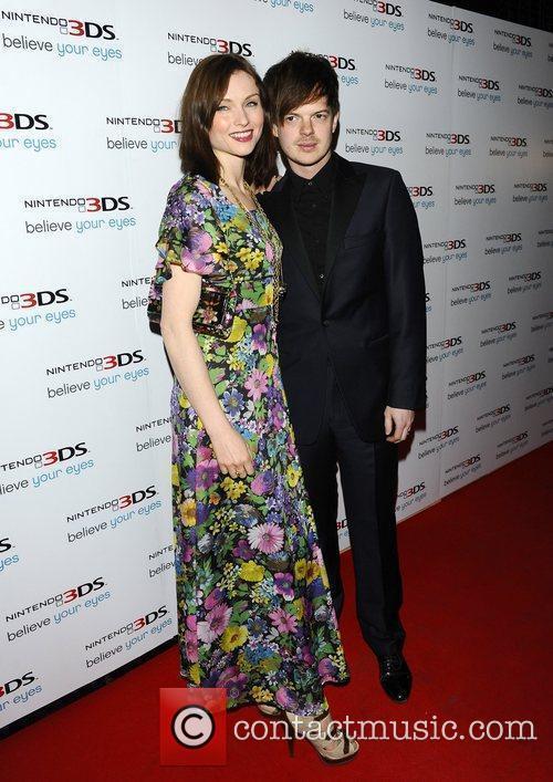 Sophie Ellis-Bextor and Guest launch of 'Nintendo 3DS'...