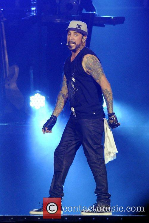 A.J. McLean  NKOTBSB Tour - New Kids...