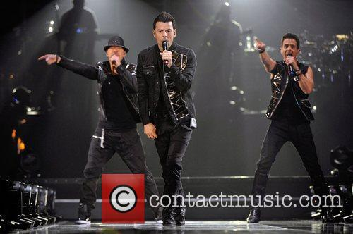 Jordan Knight and New Kids On The Block 2