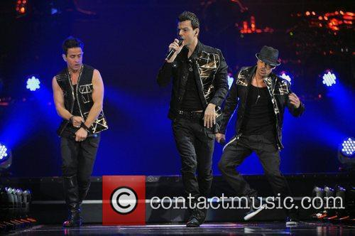 Jordan Knight and New Kids On The Block 6