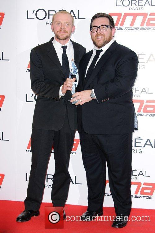 Simon Pegg and Nick Frost 4