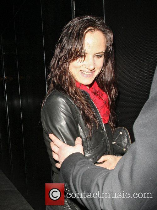 Juliette Lewis and Nme 3