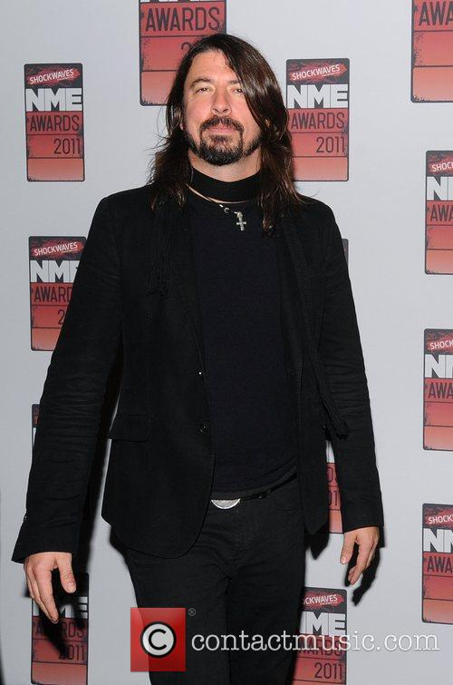 Dave Grohl and Nme 3