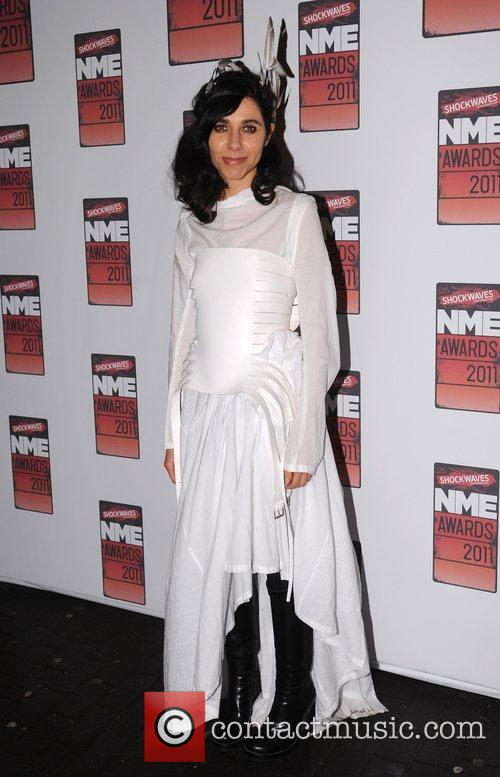 Pj Harvey and Nme 2