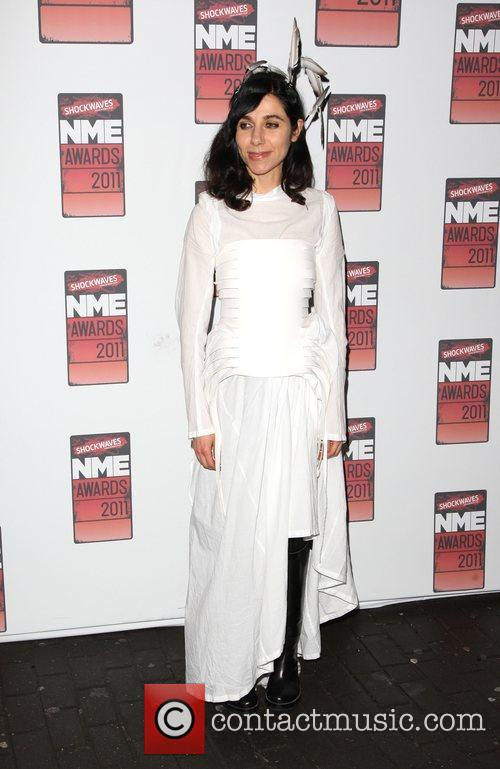 Pj Harvey and Nme 3