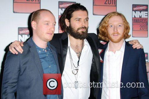 Biffy Clyro and Nme 3