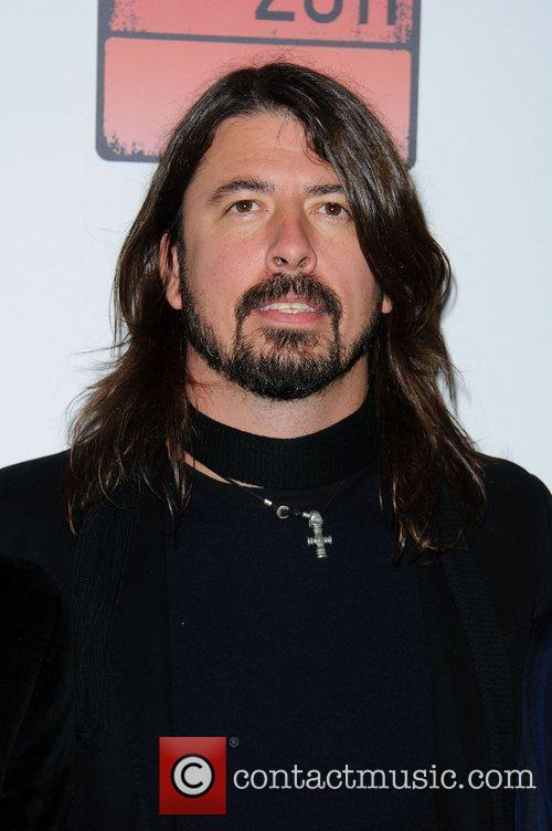 Dave Grohl and Nme 5