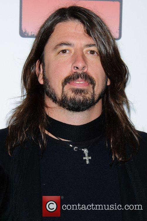 Dave Grohl and Nme 1