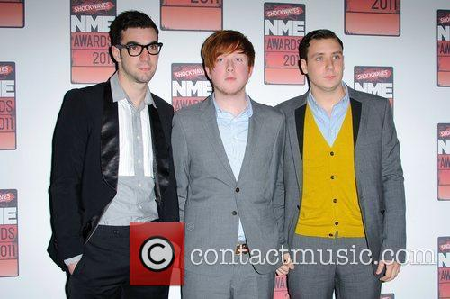Shockwaves NME Awards 2011 held at the O2...