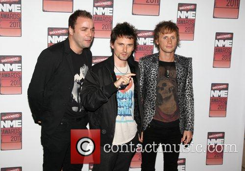 Matt Bellamy, Dom Howard, Muse and Nme