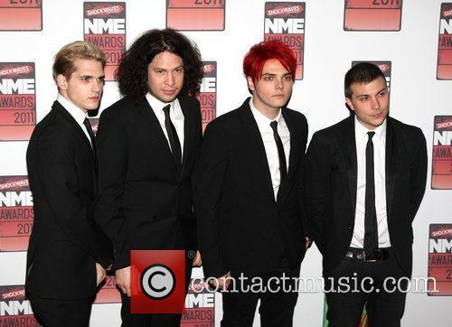 My Chemical Romance and Nme 3