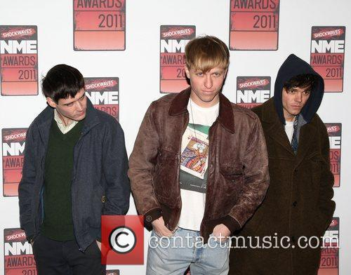 The Drums and Nme 1