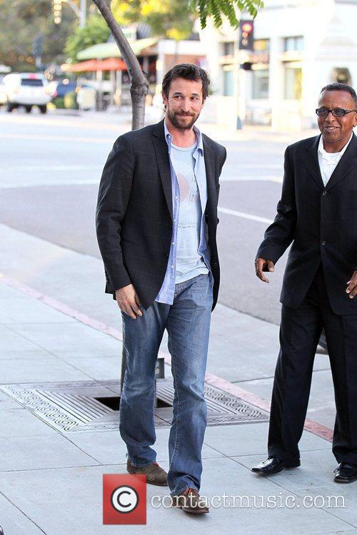 Noah Wyle arrives at the Paley Center for...