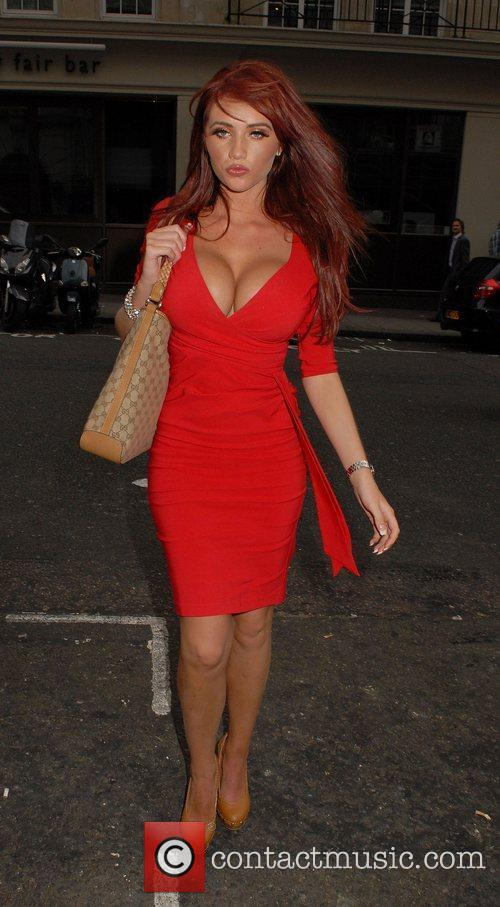 Amy Childs leaving Nobu Berkeley restaurant