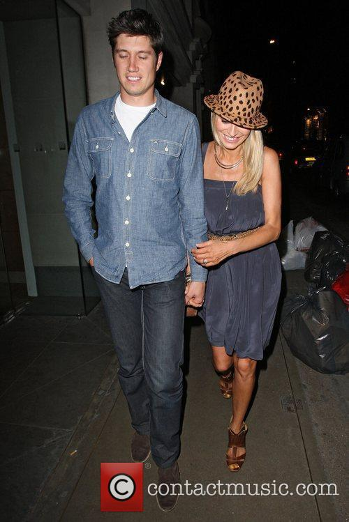 Tess Daly and Vernon Kay 8
