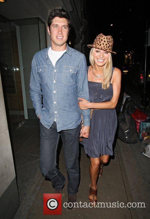 Tess Daly and Vernon Kay 10