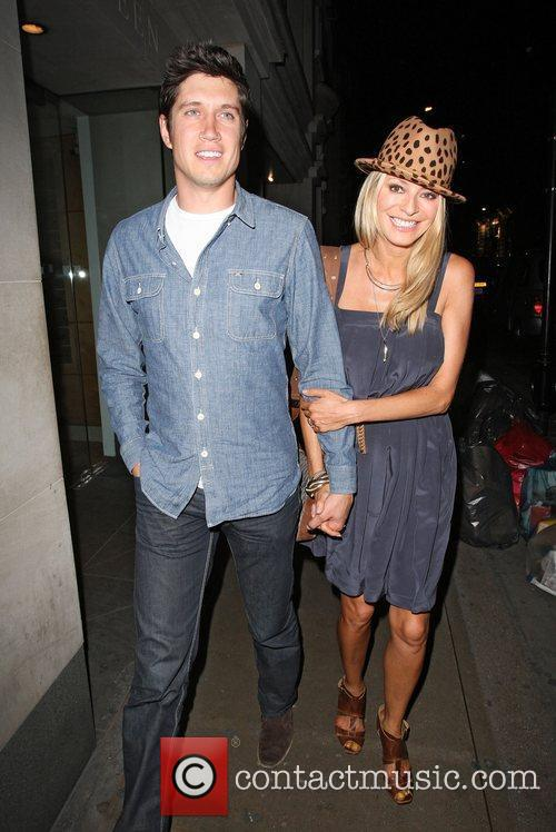 Tess Daly and Vernon Kay 11