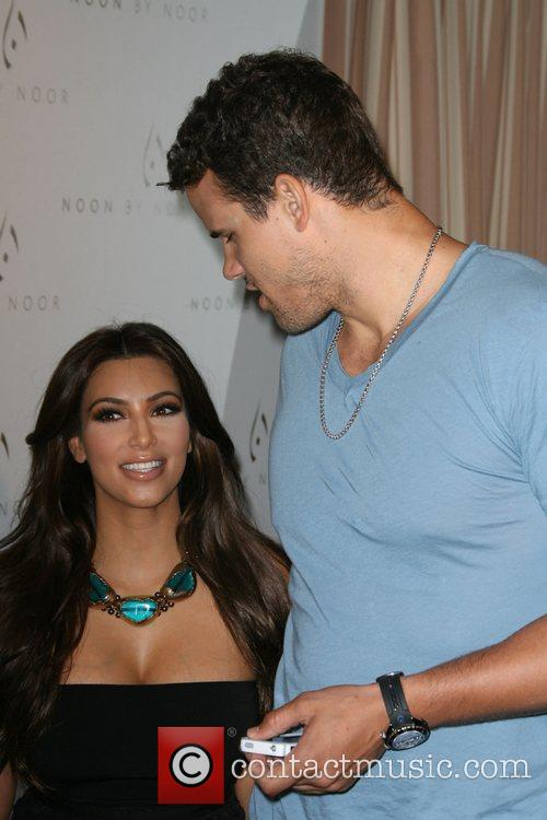 Kim Kardashian and Kris Humphries 1