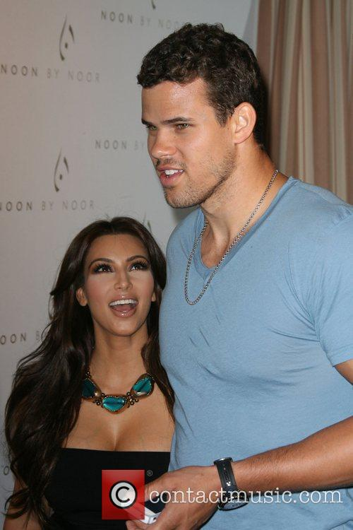 Kris Humphries Kim Kardashian Engagement
